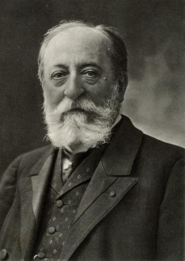 Camille Saint-Saens - classical and film composer