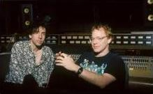 Danny Elfman with Tim Burton - photo