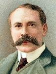 Edward Elgar portrait