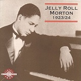 Jelly Roll Morton - 1923/24 Recordings CD cover