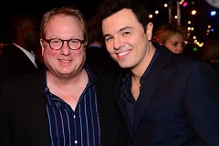Joel McNeely with Seth MacFarlane