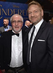 Patrick Doyle and Kenneth Branagh