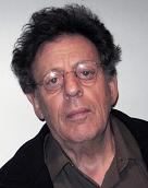Philip Glass photo courtesy WNYC New York Public Radio
