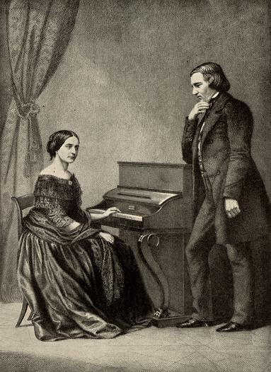 a biography of robert schumann Clara josephine wieck schumann: short biography and quick facts (summarized from new grove and others) -clara was born in leipzig on september 13, 1819 a fascinating comparison can be made of the music by robert and clara schumann.