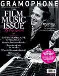 Gramophone Magazine: April 2011 cover