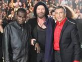Gurrumul and Sting appear on French TV show