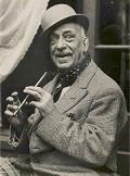 Harry Champion (1865-1942) - photo dating from c.1938