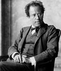 Gustav Mahler, in a 1907 photograph by Moritz Nähr