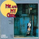 Noel Gay and Douglas Furber: Me and My Girl (Original London 1985 Cast) - album CD cover