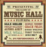 The Glory of Music Hall - album CD cover