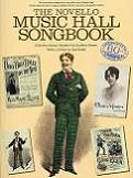 The Novello Music Hall Songbook - sheet music for 10 Music Hall Songs