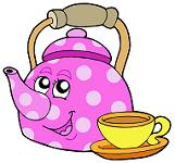 Kettle and Tea