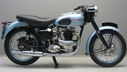 motorcycle - image courtesy Yesterdays Antique Motorcycles or Classic Motorcycle Archive