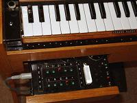 Ondes Martenot with control drawer