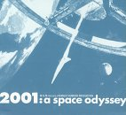 2001: A Space Odyssey soundtrack CD cover