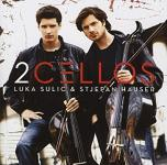 2Cellos: Luka Sulic and Stjepan Hauser - album CD cover