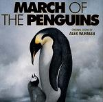 Alex Wurman - March of the Penguins soundtrack CD cover