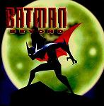 Various Composers - Batman Beyond (music from the animated series) soundtrack CD cover