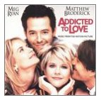 Rachel Portman: Addicted to Love - film score album cover