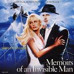 Shirley Walker - Memoirs of an Invisible Man soundtrack CD cover
