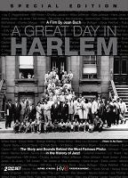 A Great Day in Harlem - 2 DVD set cover