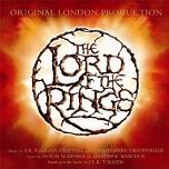 A. R. Rahman - The Lord of the Rings soundtrack CD cover