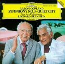 Aaron Copland - 3rd Symphony and Quiet City CD cover