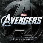 Alan Silvestri - Marvel's The Avengers soundtrack album CD cover