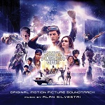 Alan Silvestri: Ready Player One - film score album cover