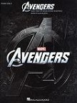 Alan Silvestri: The Avengers - sheet music book cover