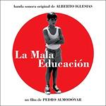 Alberto Iglesias - Bad Education soundtrack CD cover