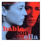 Alberto Iglesias - Talk to Her soundtrack CD cover