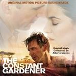 Alberto Iglesias - The Constant Gardener soundtrack CD cover