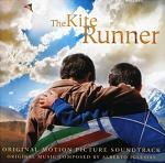 Alberto Iglesias - The Kite Runner soundtrack CD cover