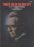 Alberto Iglesias: Selections from Tinker Tailor Soldier Spy (Piano Solo) - sheet music book cover