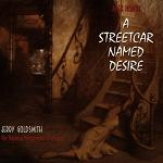 Alex North: A Streetcar Named Desire - soundtrack CD cover