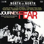 Alex North: North by North collection with Journey Into Fear - CD cover