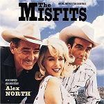 Alex North: The Misfits - soundtrack CD cover