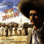Alex North: Viva Zapata - soundtrack CD cover