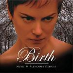 Alexandre Desplat - Birth soundtrack CD cover