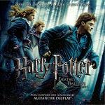 Alexandre Desplat: Harry potter and the Deathly Hallows Part 1 - soundtrack CD cover
