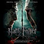 Alexandre Desplat: Harry potter and the Deathly Hallows Part 2 - soundtrack CD cover