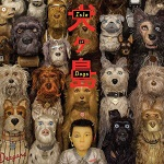 Alexandre Desplat: Isle of Dogs - film score album cover