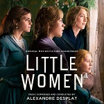 Alexandre Desplat: Little Women - film score album cover