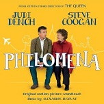 Alexandre Desplat: Philomena - soundtrack CD cover