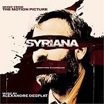 Alexandre Desplat - Syriana soundtrack CD cover