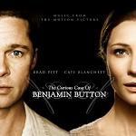 Alexandre Desplat: The Curious Case of Benjamin Button - soundtrack CD cover