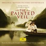 Alexandre Desplat - The Painted Veil soundtrack CD cover