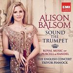 Alison Balsom: Sound the Trumpet - album CD cover