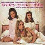 Andre Previn: Valley of the Dolls - film soundtrack CD cover